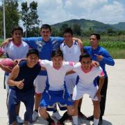 El equipo Real cañas Campeón  del torneo